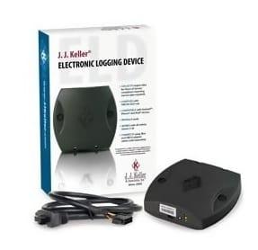 J.J. KELLER Encompass ELog Electronic Logging Device