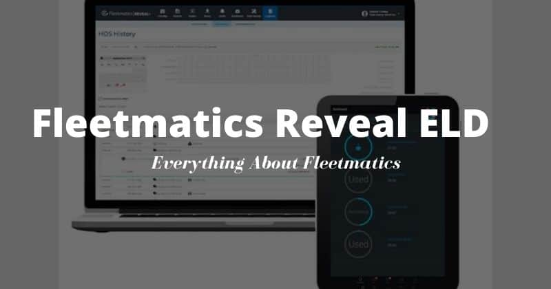 Fleetmatics Reveal Review