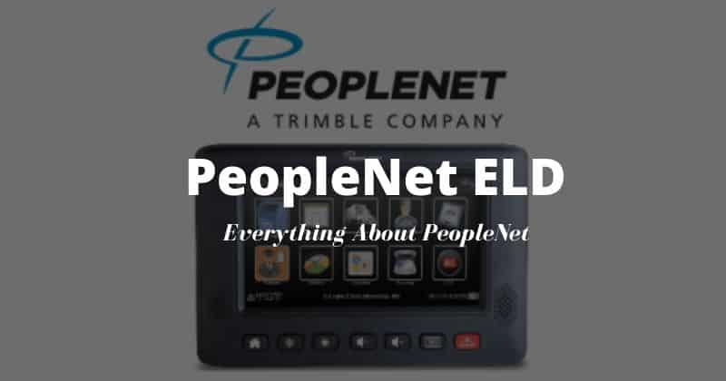 PeopleNet ELD Review