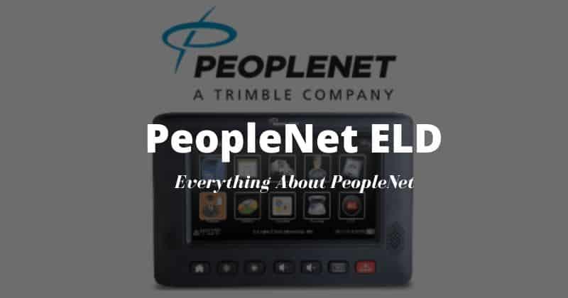 PeopleNet ELD Review